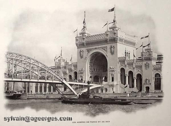 de Billy exposition universelle 1900