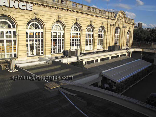 gare invalides air france 1900