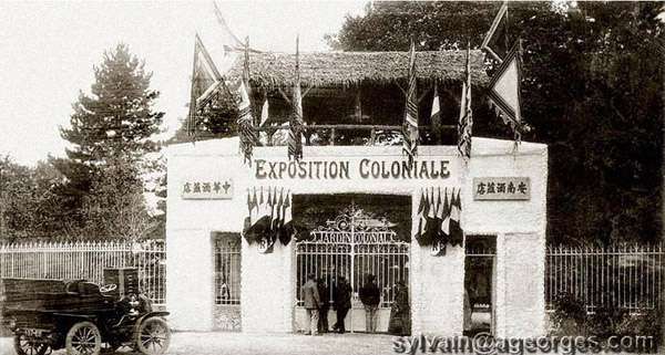 1907 agronomie tropicale exposition coloniale