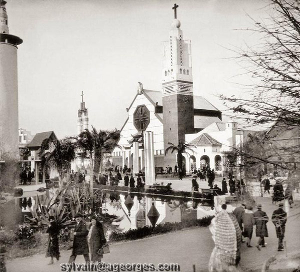 eglise musee colonies exposition coloniale1931